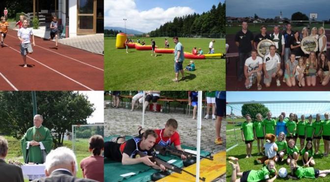Festprogramm Sportfest