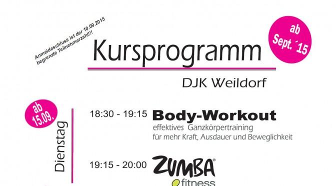 Zumba/Workout