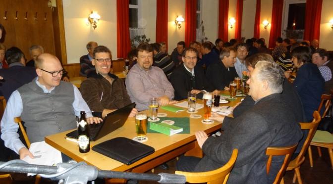 Jahreshauptversammlung der DJK Weildorf