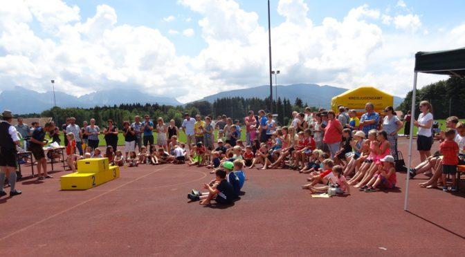 Sportfest der DJK Weildorf