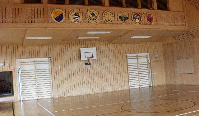 Regelung Sportstätte